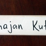 Bhajan kutir sign