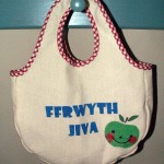 School Fruit Bag