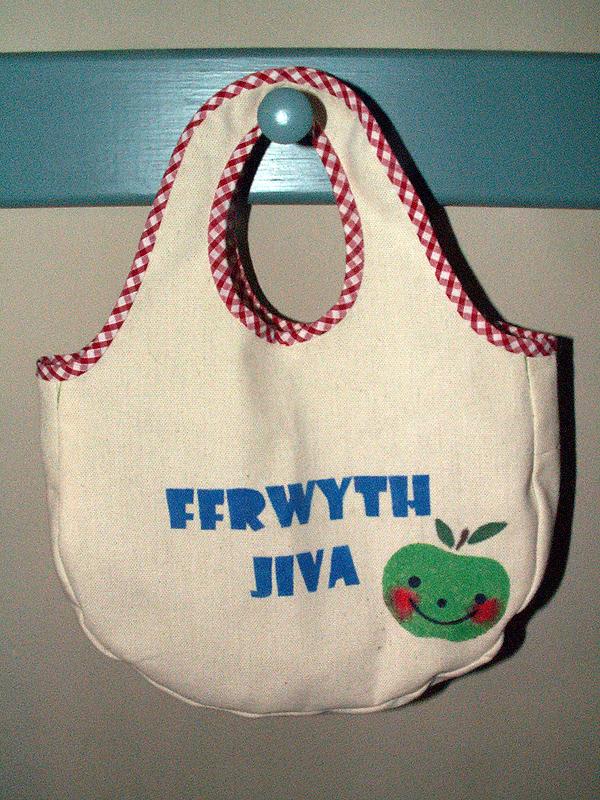 School Fruit Bag