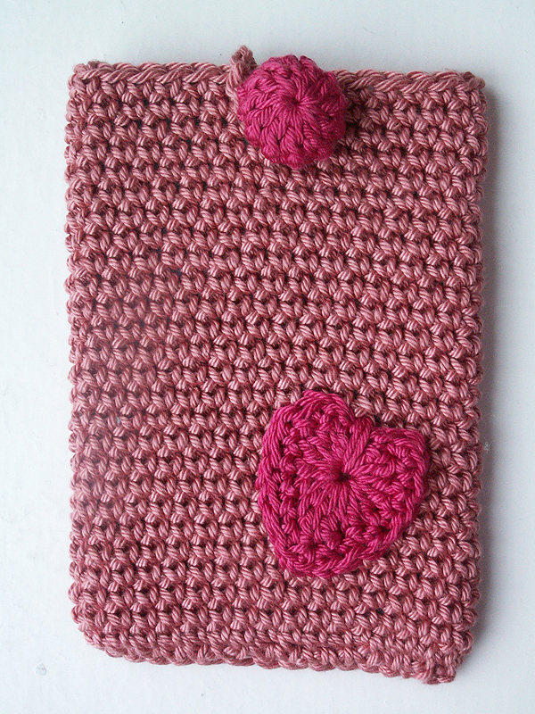 ipod Cover with Heart