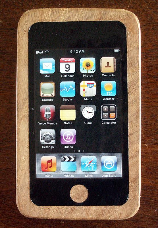 Oak ipod