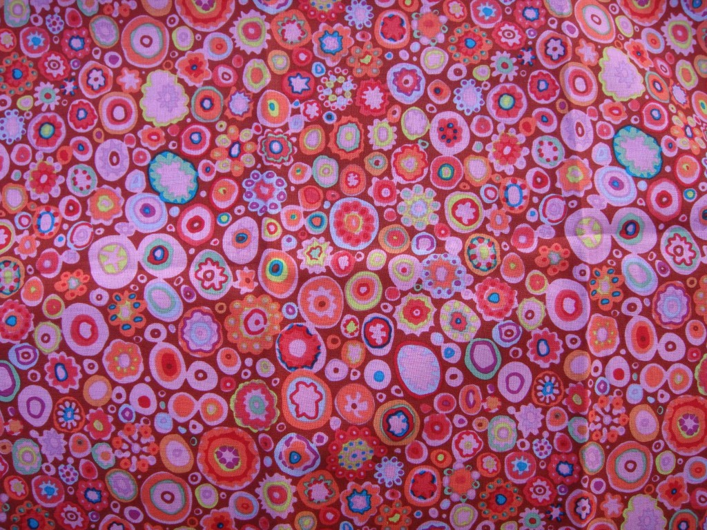 My favourite Kaffe Fassett fabric