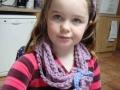 Julie's scarf