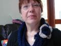 Kathryn's scarf
