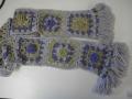 Lisa's scarf