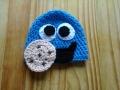 sarah cookie monster